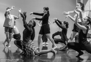 Alleyne Dance International workshops