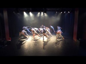 Bird College, Dance Project (U.K.) 2016