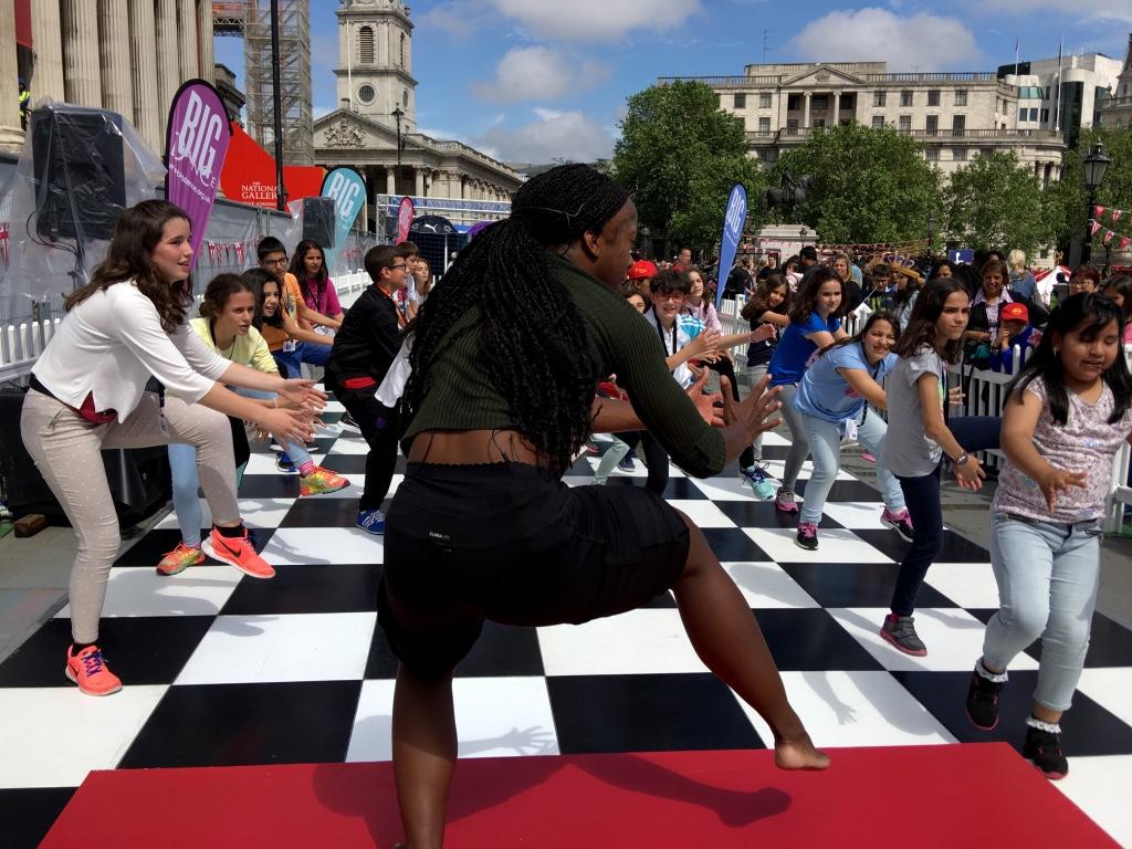 Big Dance- Queen′s Patron Lunch (UK) 2016
