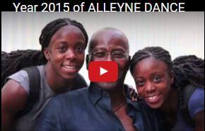 Alleyne Dance End of Year Videos