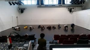 Alleyne Dance Residencies/Commissions