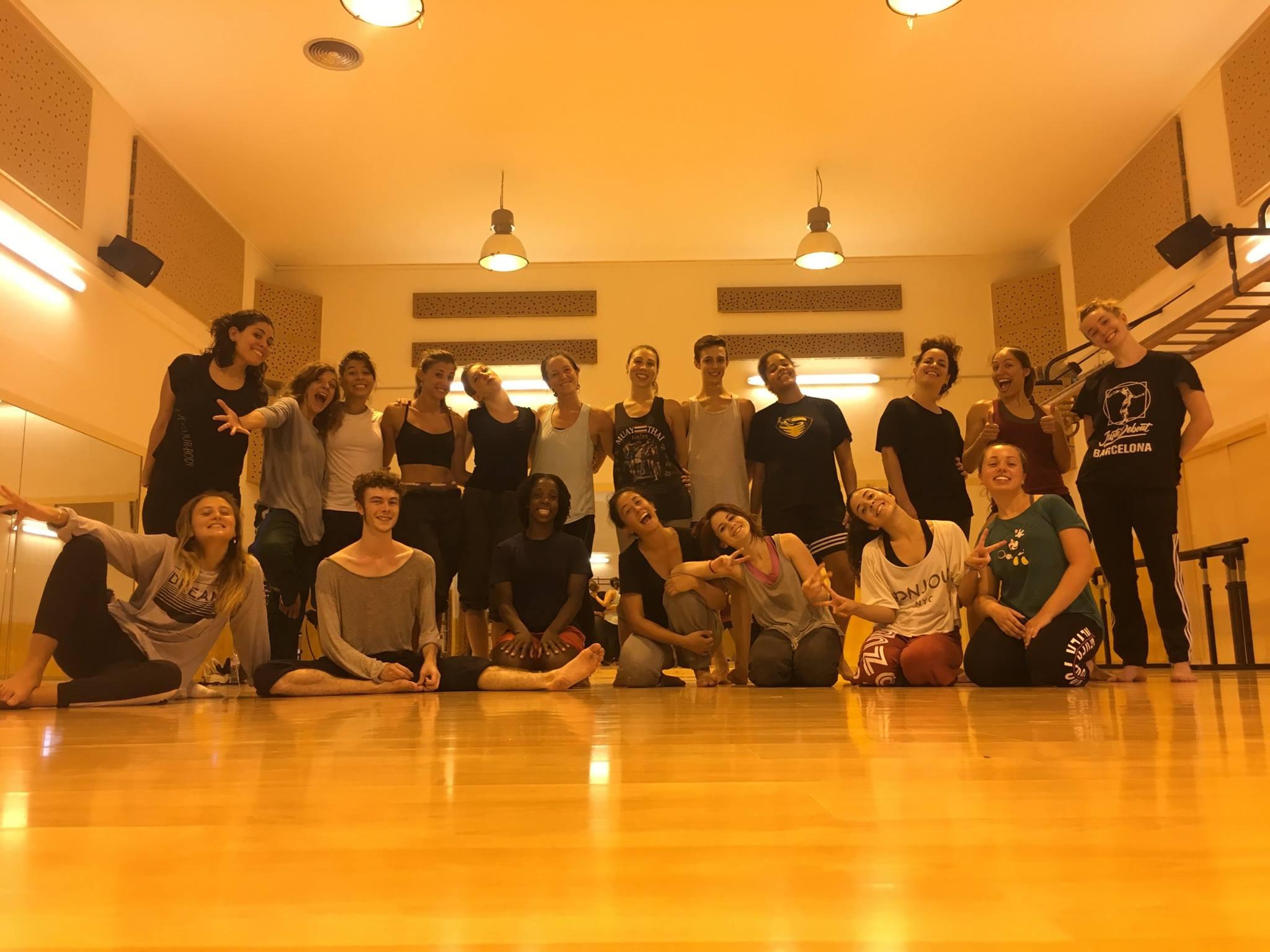 DanceArt BCN Barcelona 2017