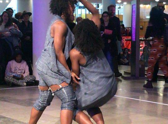 19. Alleyne Dance Creation