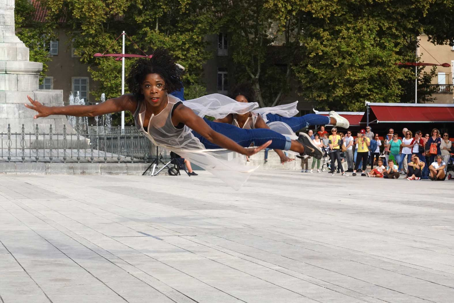 Outdoor Site/Specific Performance