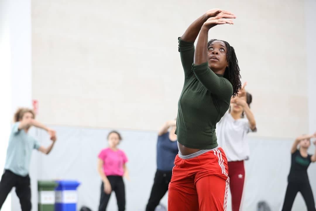 Alleyne Dance Workshops