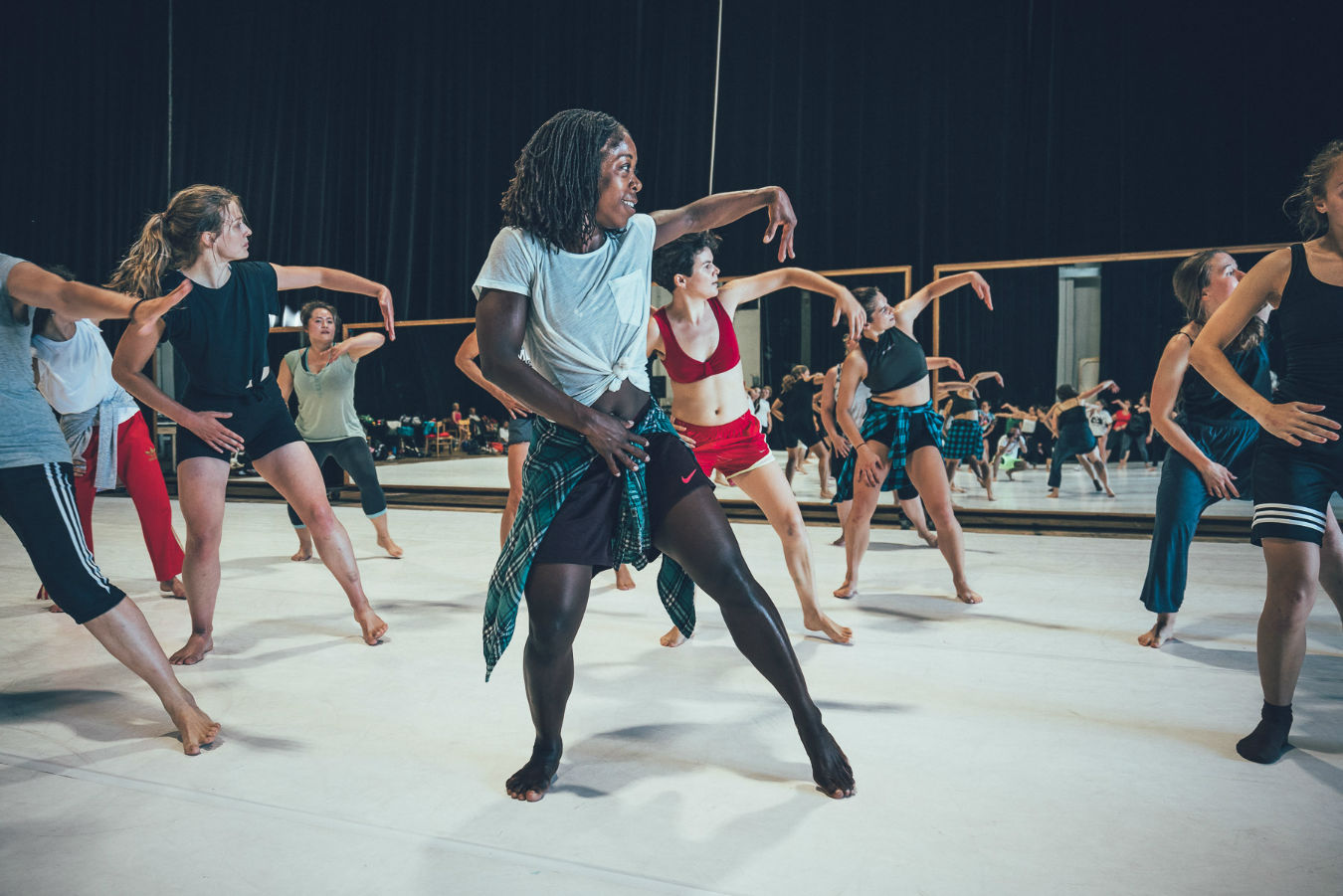 Alleyne Dance Commissions / Workshops